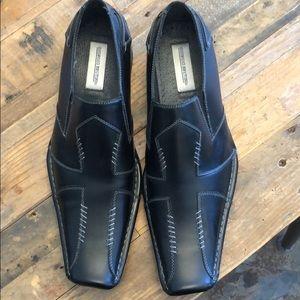 Giorgio Brutini black dress shoes 13M
